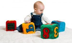 обучение ребенка цифрам и буквам