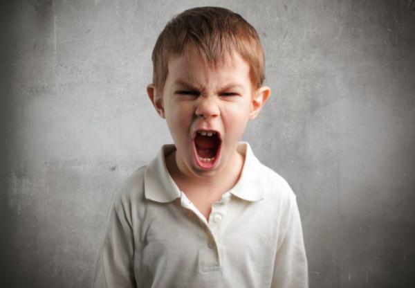 Агрессия ребенка