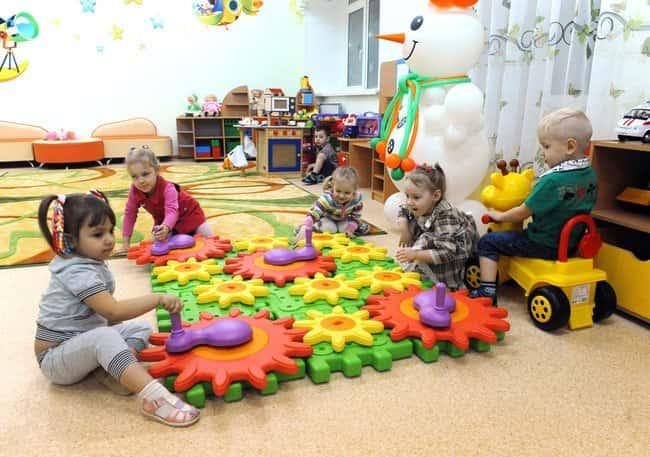 Отправляем ребенка в детский сад