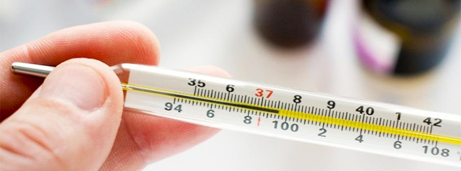 температура тела женщины