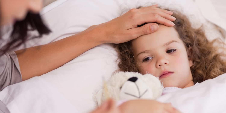 Озноб и пот у ребенка при температуре у ребенка