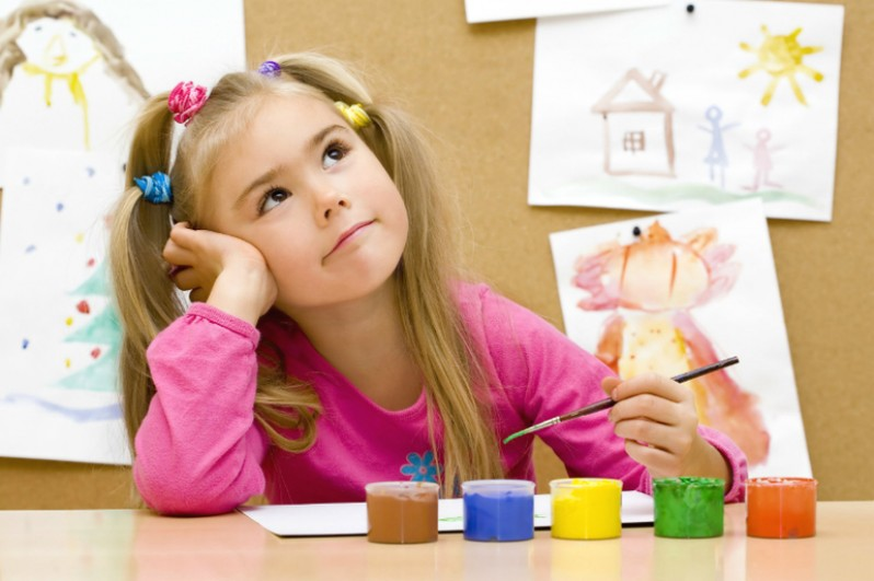 проявление творчества у детей