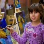 уроки живописи для ребенка