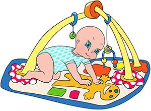 игрушки От 3 до 6 месяцев