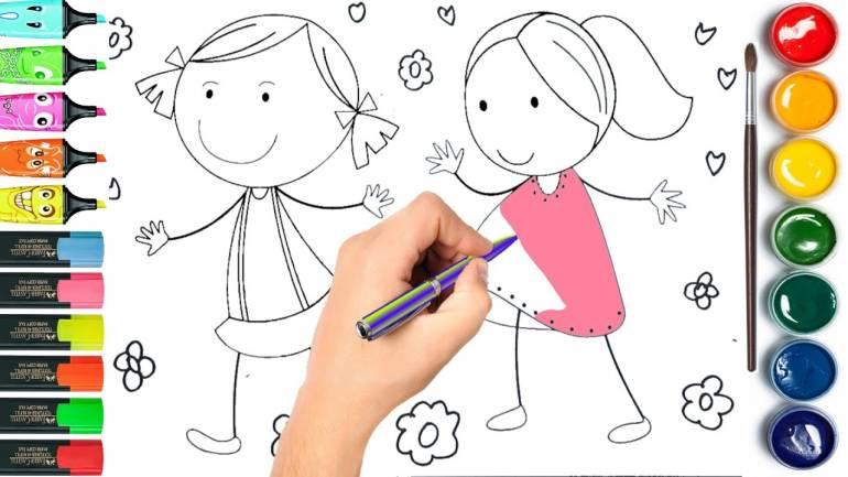 В каком возрасте ребенку покупать раскраски? Отвечаем...