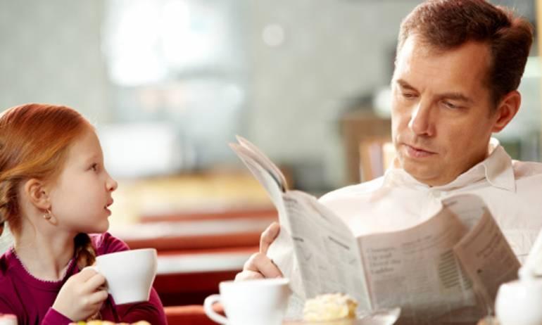 5 простых способов отучить ребенка вас перебивать