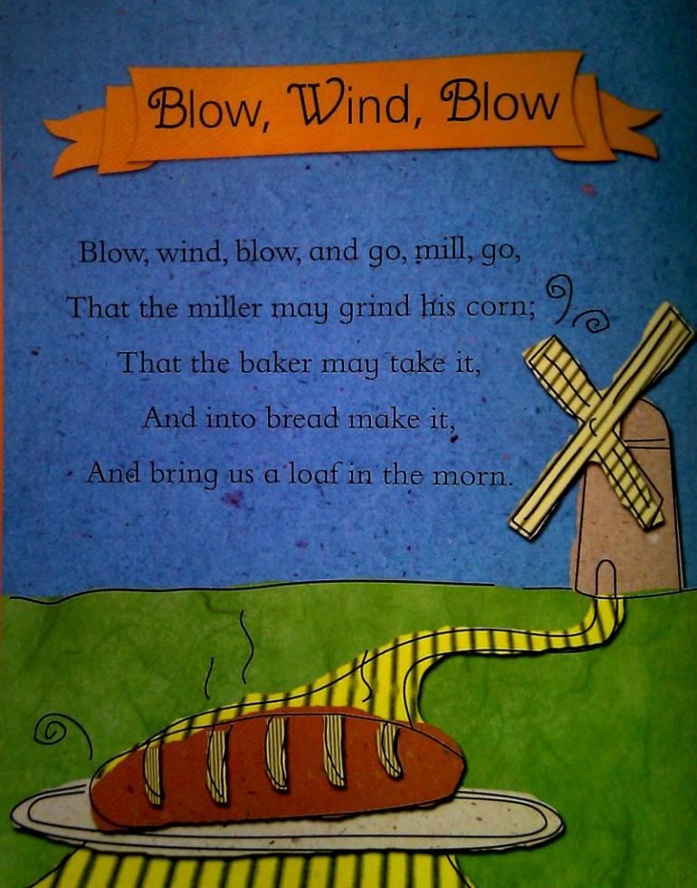 Blow, wind, blow
