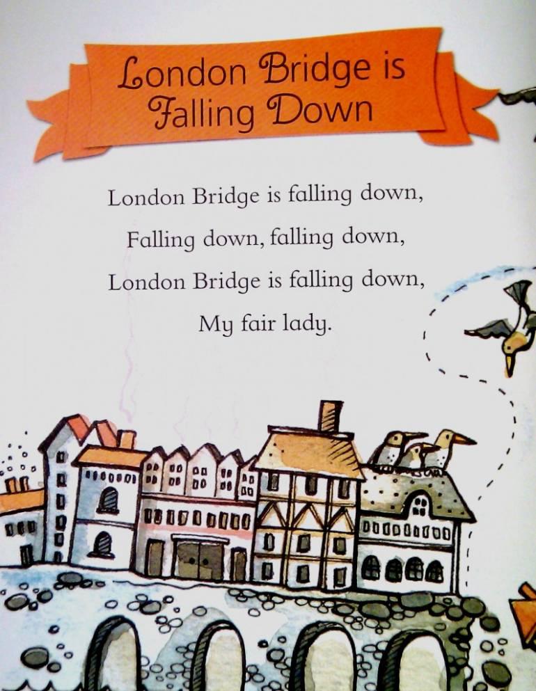 London brige is falling down