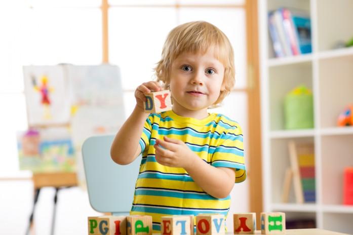 Обучение ребенка английскому