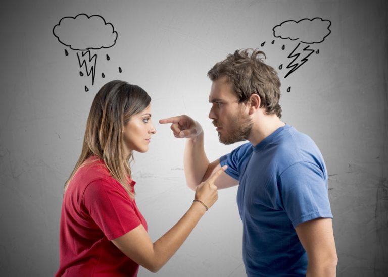 Ревность разрушает отношения