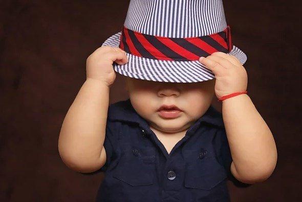 Маленький исследователь (ребёнку 1-2 годa)