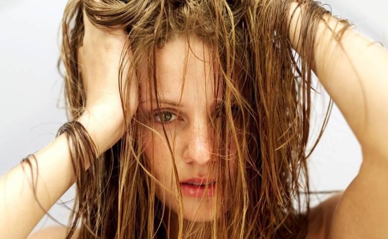 Нежелательный жирный блеск волос - как преодолеть?