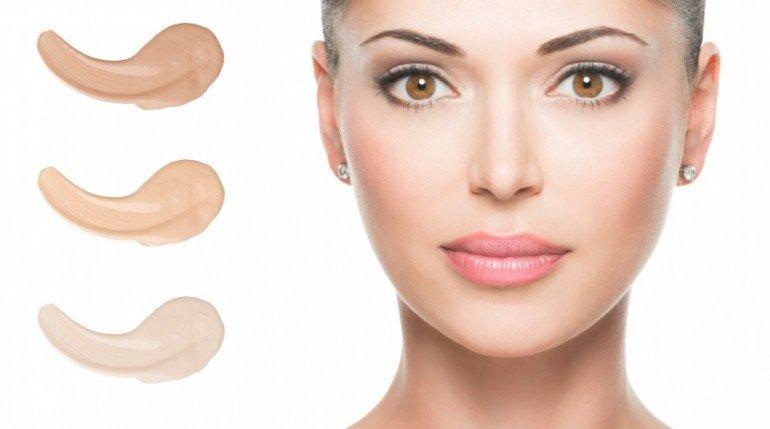 Основа красивого макияжа - правильный тон