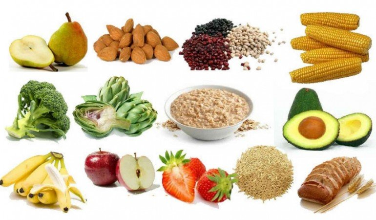 Клетчатка - необходимый компонент питания