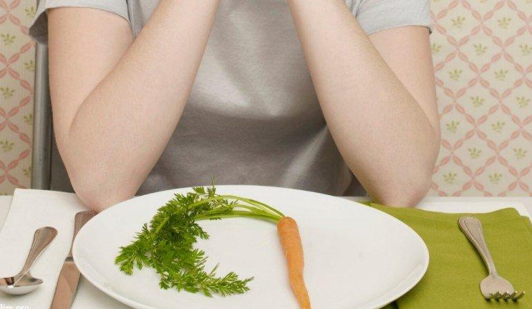 Есть или не есть, как жесткие диеты влияют на наше психологическое здоровье