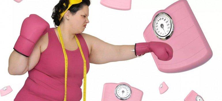 Как сбросить вес прибегнув к самовнушению
