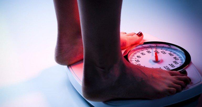Почему вес стоит на месте и не хочет уходить