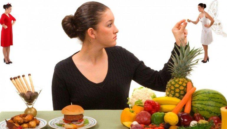Правила успешной диеты