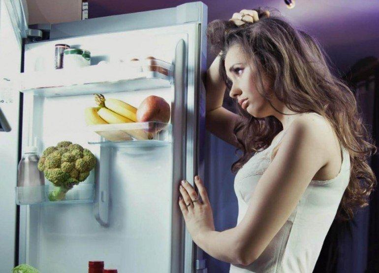 Какие продукты можно есть перед сном и при этом не поправляться