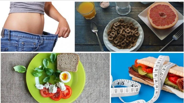 Типы диет