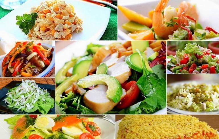 5 заповедей правильного питания