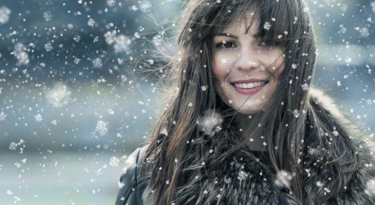 Как защитить волосы в зимний период