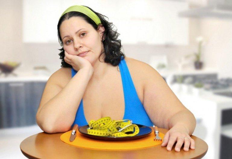 Пять причин не дающих похудеть