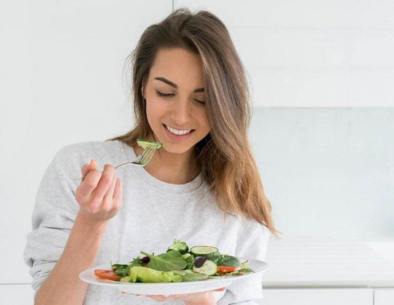 Причины пользы медленного поглощения пищи