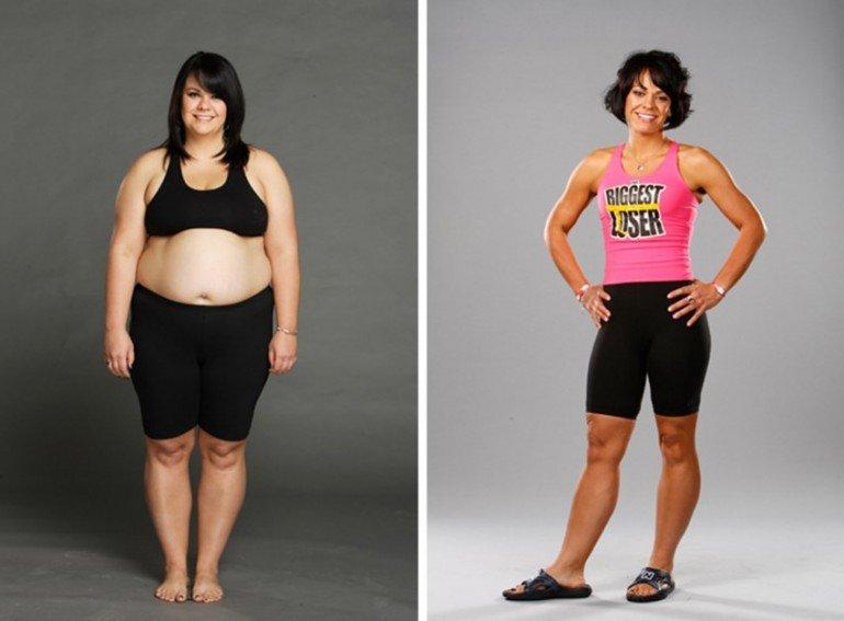 Способы похудения для женщин разного телосложения