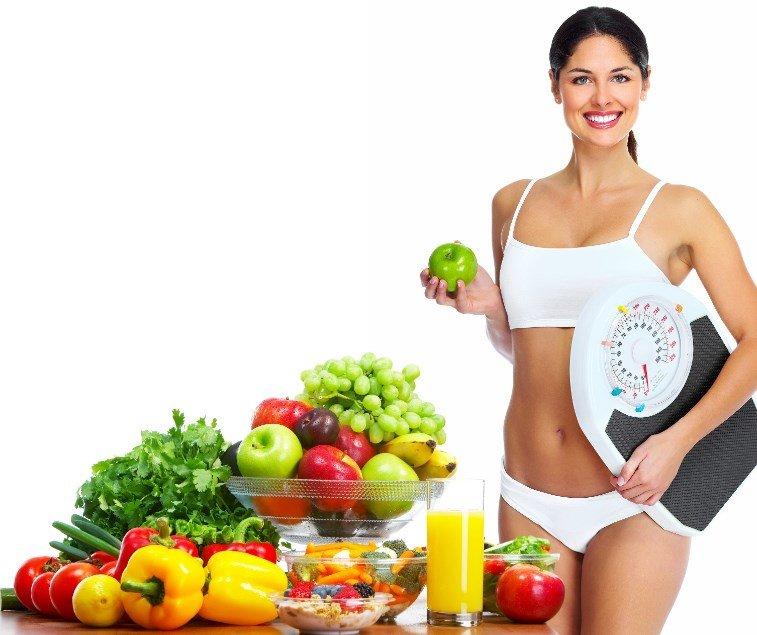Правильное питание для похудения. 5 простых шагов
