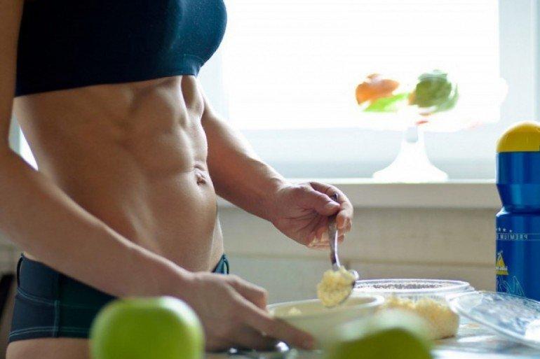 Каким должно быть питание до и после тренировки