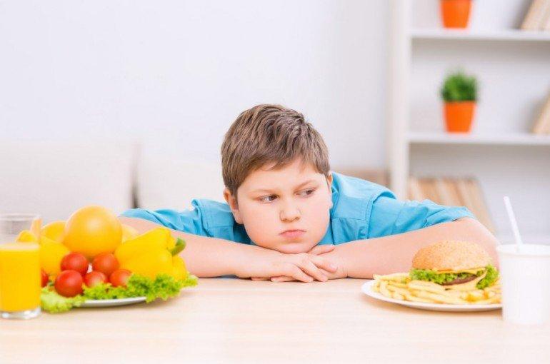 Нуждаются ли дети в диете