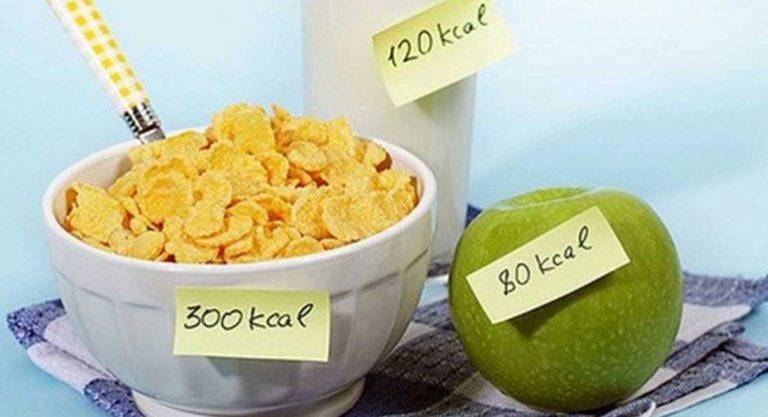сколько калорий в день нужно для похудения