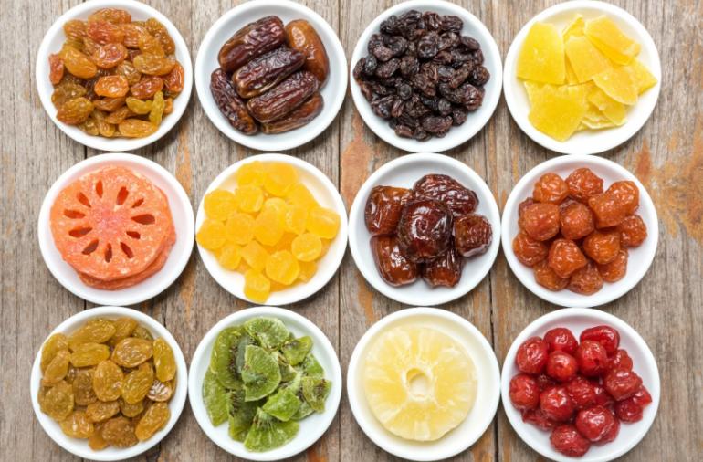 Разрешённые сладости при похудении