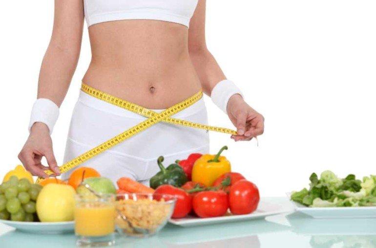 Как сбросить вес на правильном питании