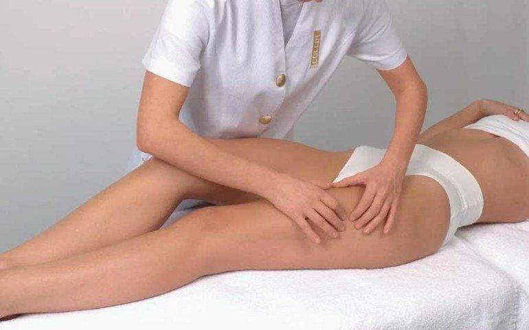 Как сделать массаж для лимфотока, чтобы уменьшить объемы талии