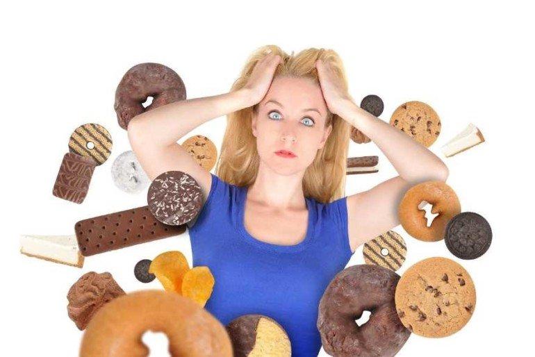 Почему любители сладкого не могут похудеть с помощью фитнеса