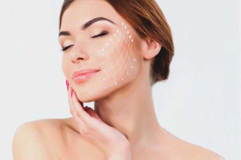 Как с помощью массажа вернуть четкий контур лица и упругую кожу