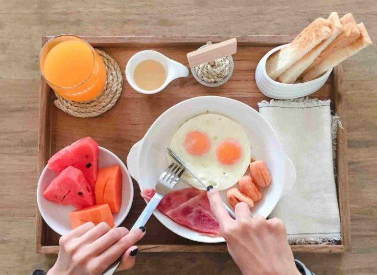 Какая еда на завтрак не дает располнеть