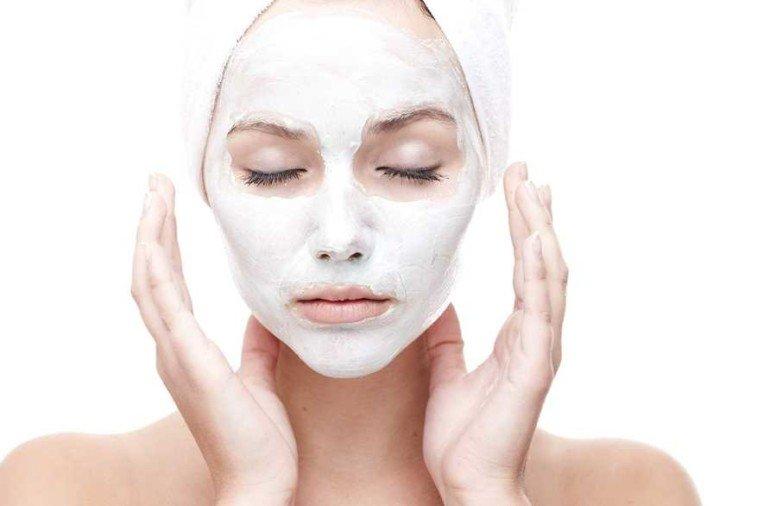 Маска-пятиминутка для свежести и молодости кожи