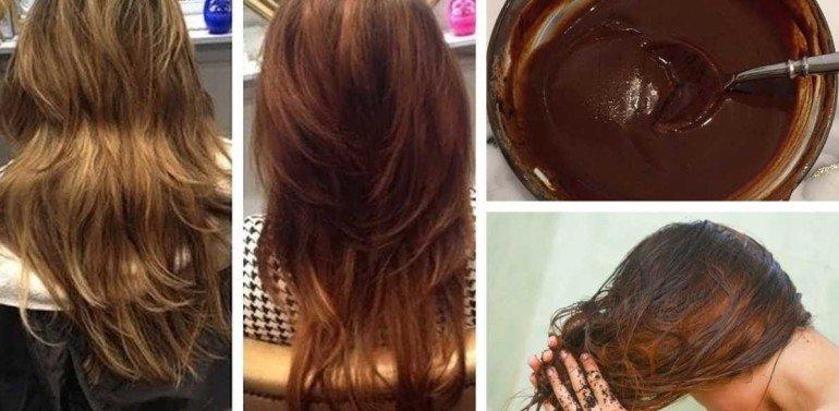 Как с помощью крепкого кофе укрепить волосы и сделать цвет красивым