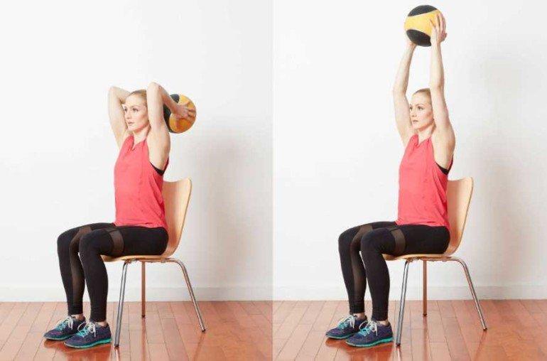 Гимнастика Руки Похудение. Упражнения для похудения рук и плеч: эффективный комплекс