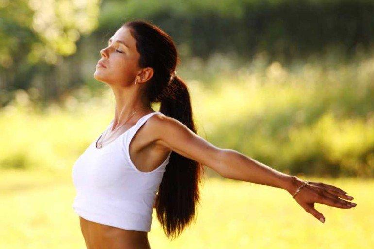 Дышите глубже: как правильное дыхание способствует похудению