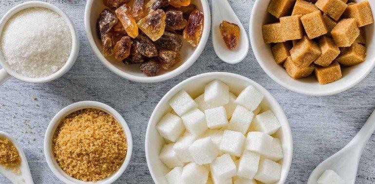 Когда лучше всего есть продукты с сахаром