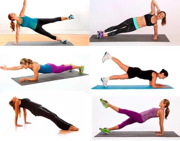 Похудеть только легкие упражнения