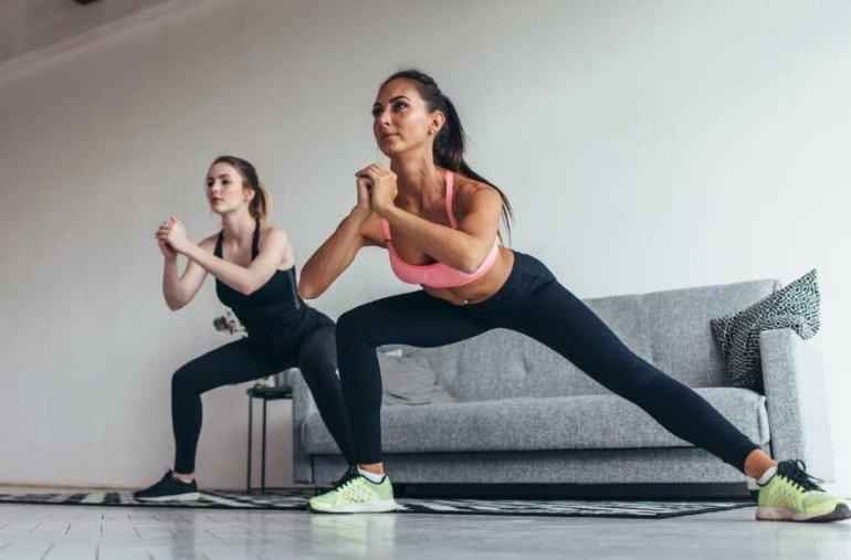 Как быстро адаптировать мышцы к ежедневным занятиям фитнесом