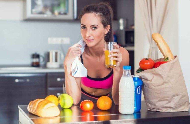 Что нужно есть до и после тренировки чтобы похудеть