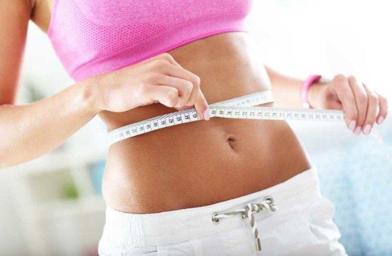 Как избавиться от выпирающего живота девушке без лишнего веса