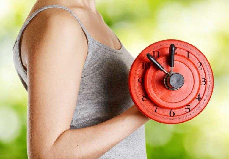 Сколько времени должна длиться тренировка для похудения