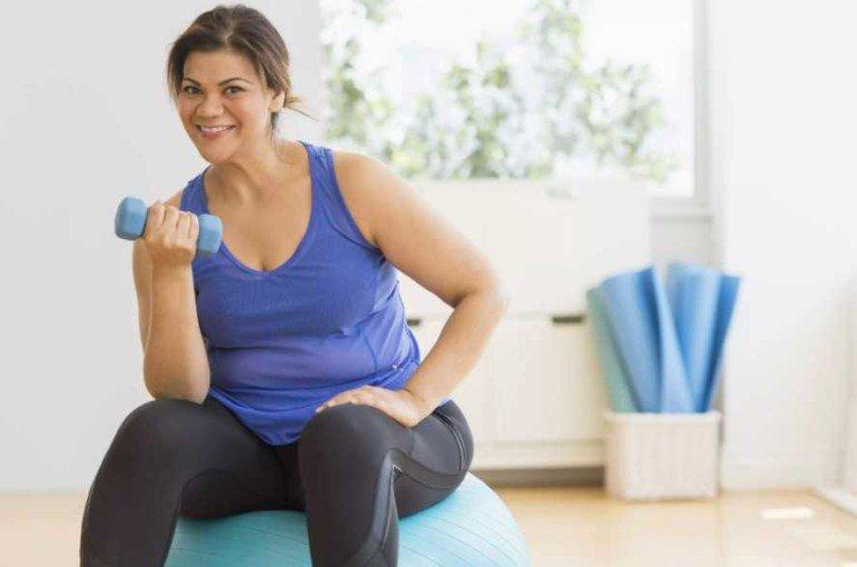 Как сбросить лишний вес после 50, если физ. нагрузки даются тяжело